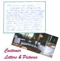 Custom slipcovers customer comments and photos