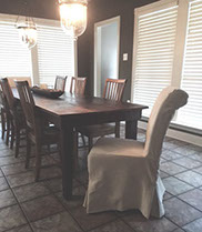 Custom Fit Chair Slipcovers You Measure SAVE