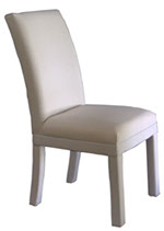 Parsonu0027s Chairs   Straight Back Or Scroll