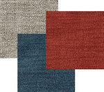 Contemporary Style / Sectional - Fabric: Brazil
