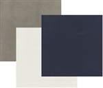 Contemporary Style / Sectional - Fabric: Prestige