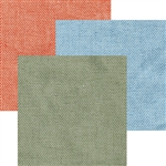 Traditional Style - Fabric: Hampton